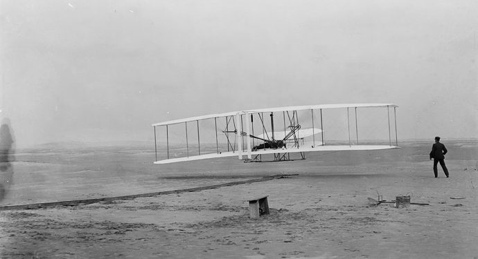 Vielle avion