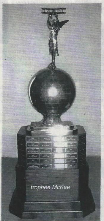 Le trophée McKee