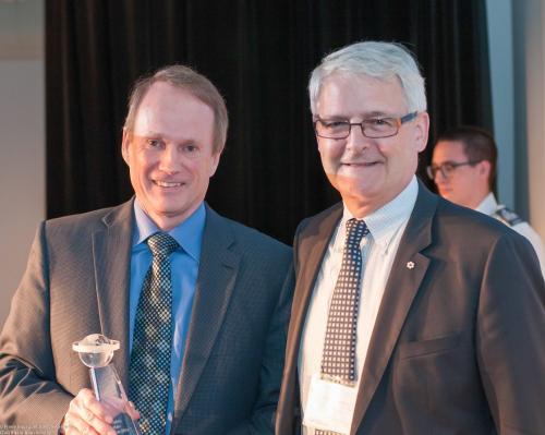 Steve Mac Lean prix Marc Garneau