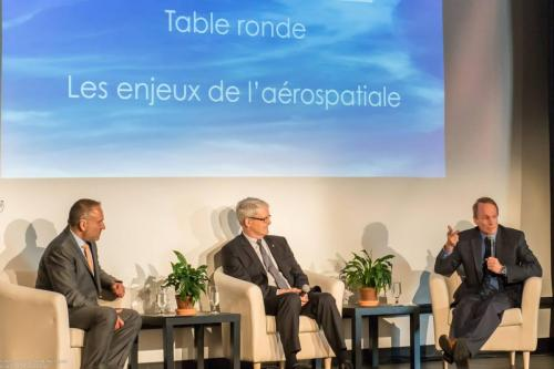 La table ronde aviateurs